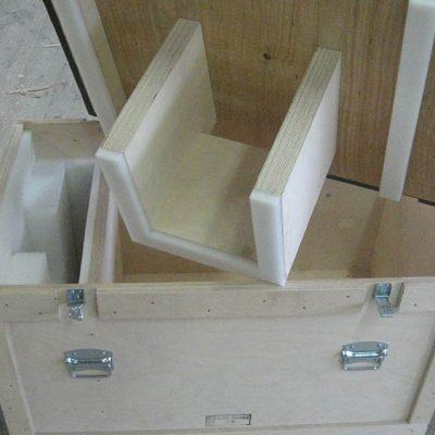 Sonderverpackung Kiste