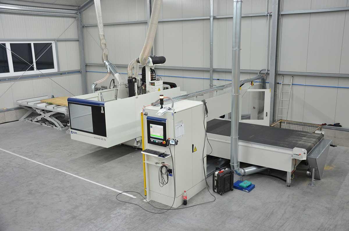 Stellenanzeige CNC – Maschinenbediener (m/w/d)