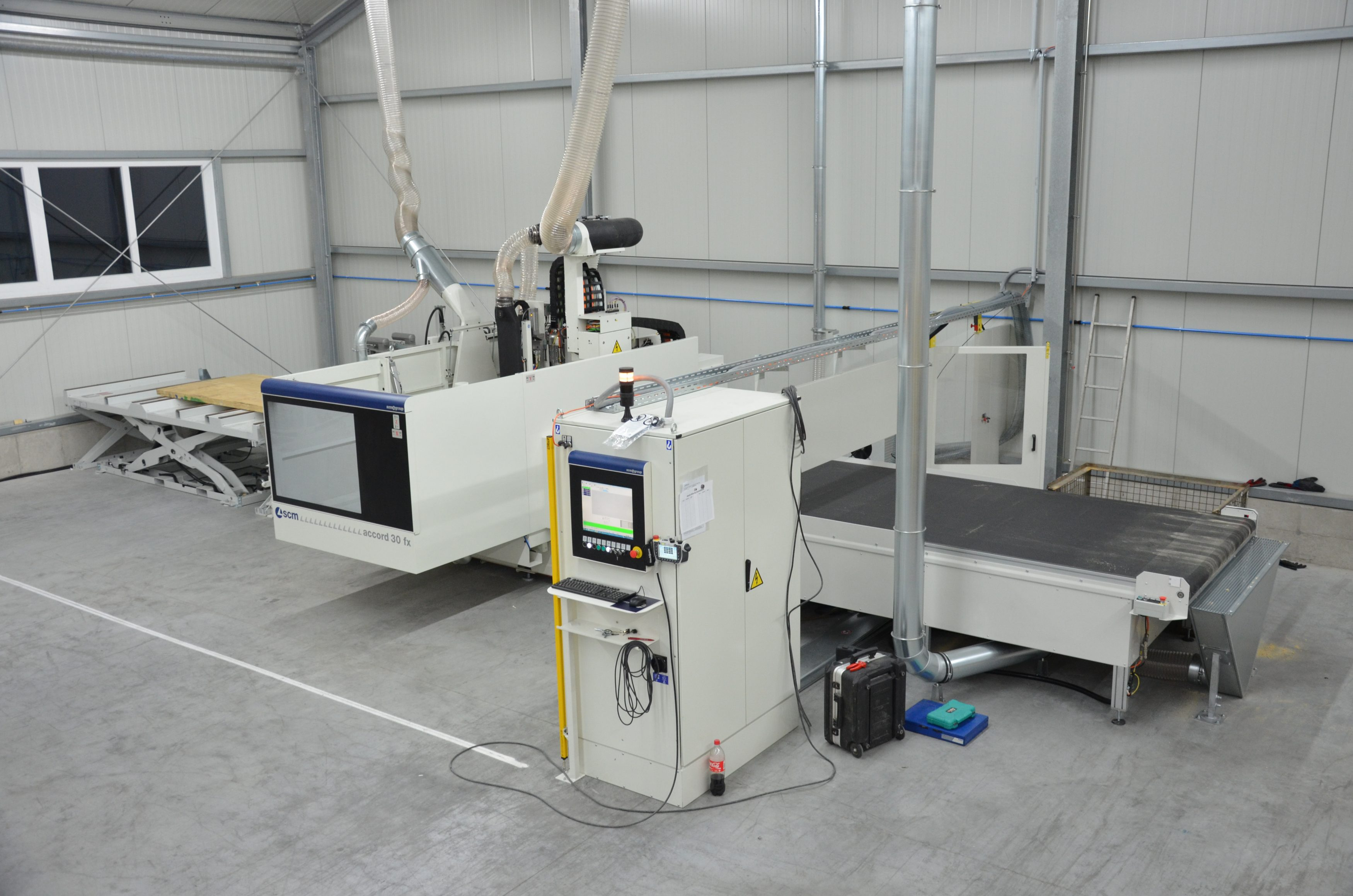 Accord 30 CNC-Bearbeitungszentrum